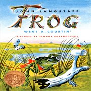 Frog Went A-Courtin' - Audiobook
