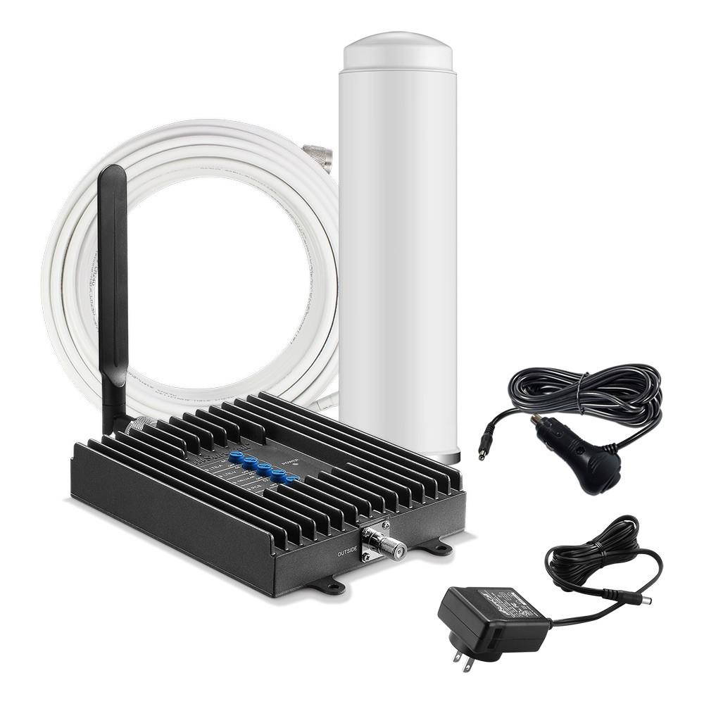 SureCall Fusion2Go 4G Boat/ Yacht/ Ship Cell Signal Booster Kit