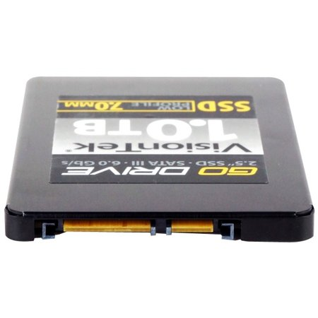 "VisionTek GoDrive 1TB 2.5"" Internal Solid State Drive"