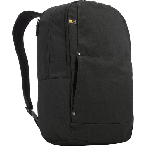 "Case Logic Huxton HUXDP-115 Carrying Case (Backpack) for 15.6"" Notebook Black Polyester Shoulder Strap,... by Case Logic"