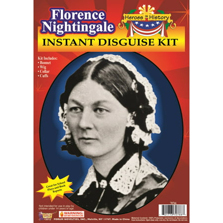 Florence Nightingale Adult - Nightingale Costume