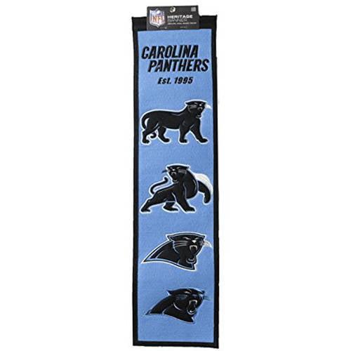 NFL Carolina Panthers Heritage Banner