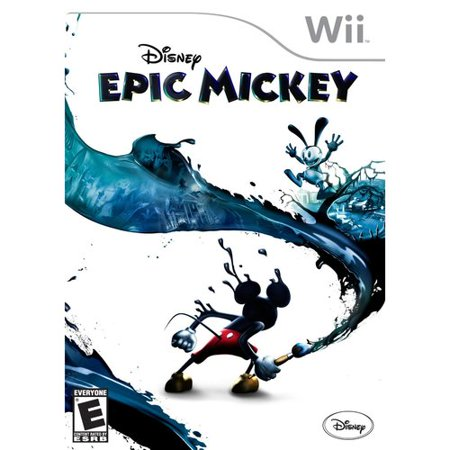 Epic Mickey  / Wii - USED