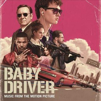 Baby Driver (Music From the Motion Picture) (CD) (explicit) - Toddler Halloween Music