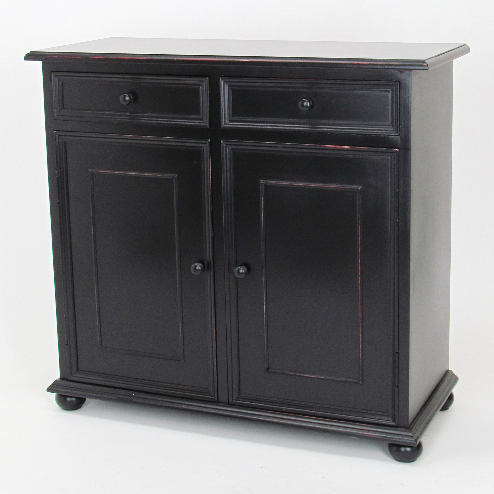 Wayborn Jayson Black Cabinet