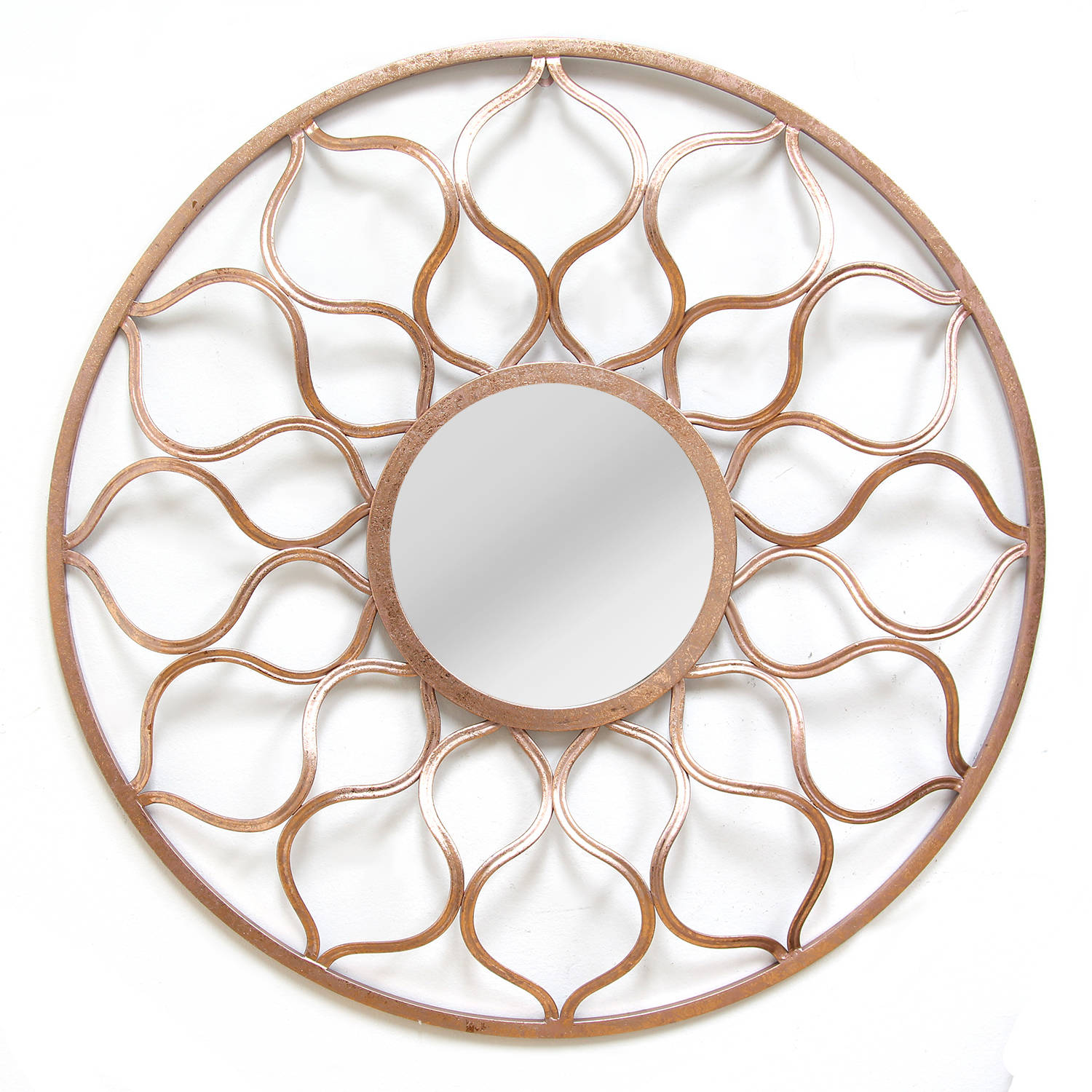 Stratton Home Decor Claudia Wall Mirror