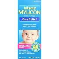 Mylicon Infant Gas Relief Original Drops, 1 oz