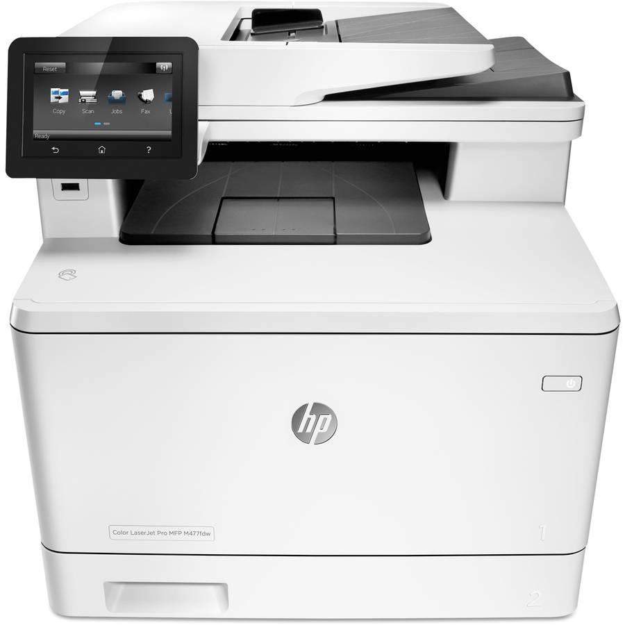 HP Color LaserJet Pro M477fdw Wireless Multifunction Printer/Copier/Scanner/Fax Machine