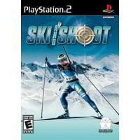 Ski & Shoot (PlayStation 2)