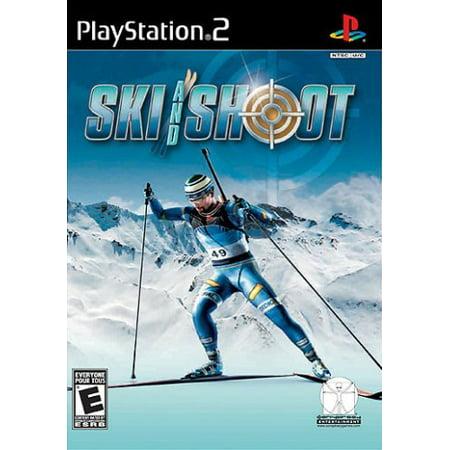 Ski & Shoot (PlayStation 2) (Best Ps2 Multiplayer Games List)