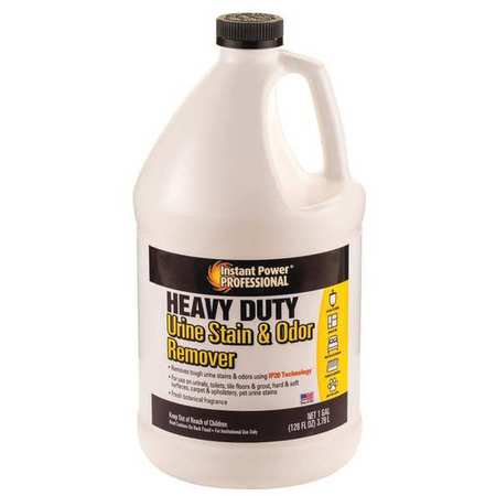 Instant Power Hvy Duty Urine Stain Odor Remover 1 Gal  8813