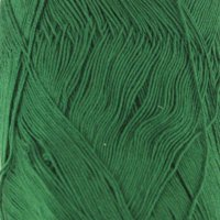Super Fine Weight Rayon from Bamboo Fiber Yarn - Kelly Green - 2 Skeins - 50g/skein - BambooMN Brand