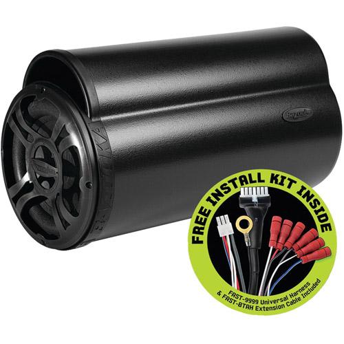 "Bazooka BTA8100FCH BT Series 8"" Amplified Tube Subwoofer"
