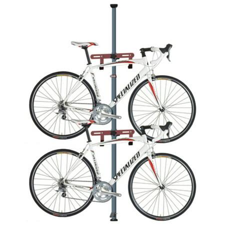 Gear Up Inc. Platinum Series 2 Bike Floor to Ceiling Storage Rack (Gar Racks)