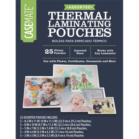 Thermal Pouches Photo - Pen + Gear Pg 25 Pack Photo Memories Thermal Pouch