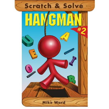 Scratch & Solve® Hangman #2