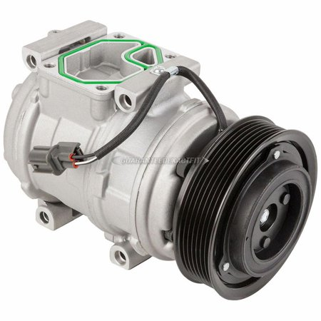 AC Compressor & A/C Clutch For Land Rover Discovery & Range (Land Rover Discovery A/c)