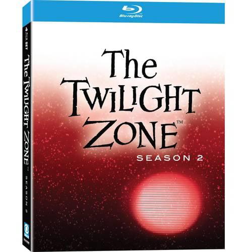 The Twilight Zone: Season 2 (Blu-ray) by IMAGE ENTERTAINMENT INC