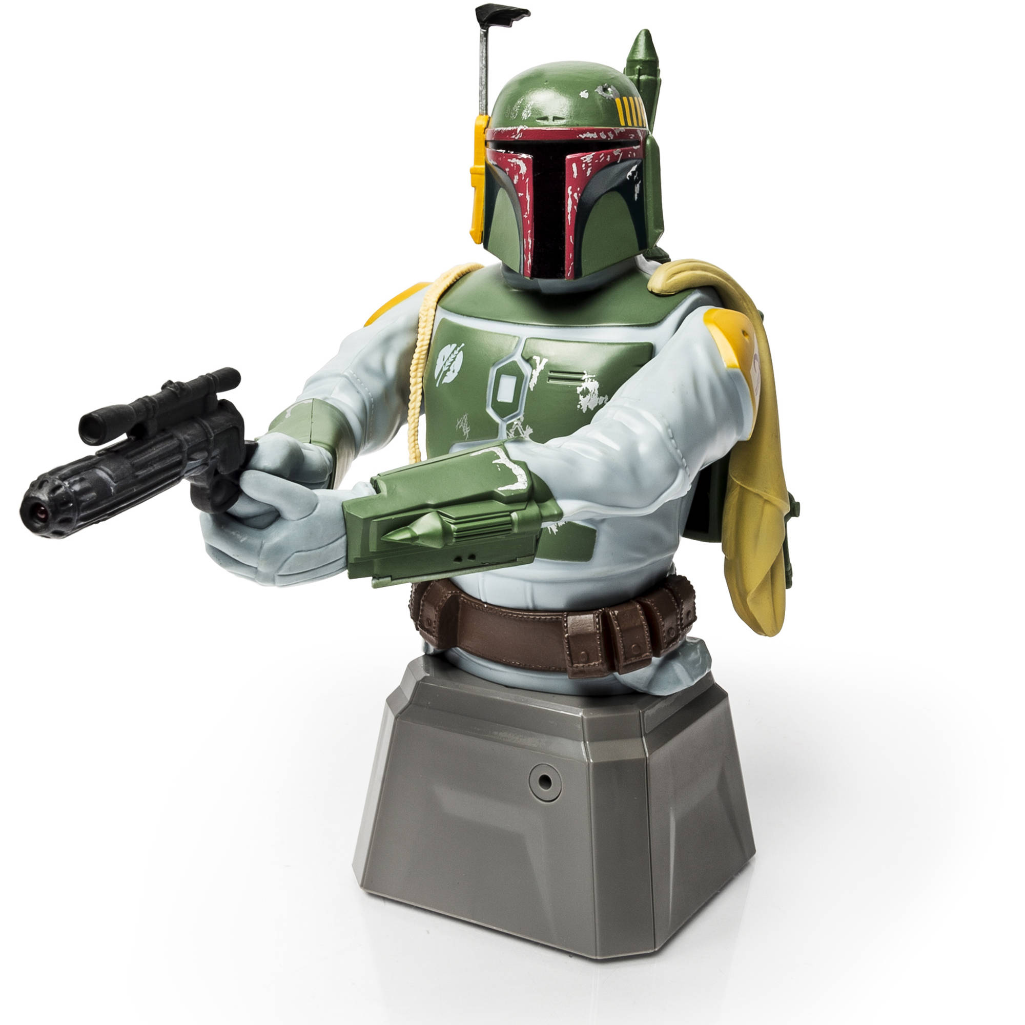 Star Wars Boba Fett Interactive Room Guard w// Lights /& Sounds Motion Activated