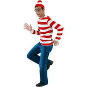 Where's Waldo Costume Kit - S/M