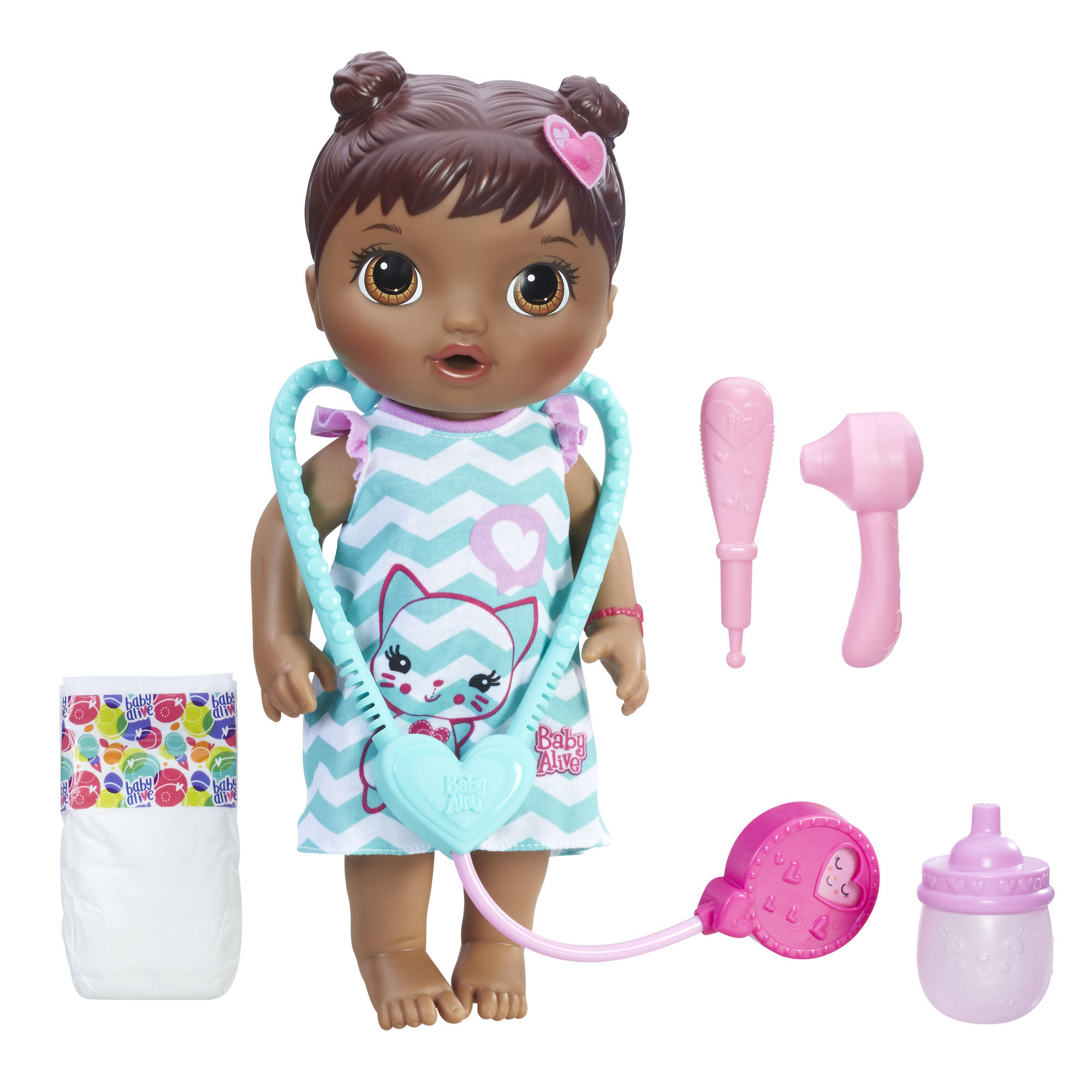 Baby Alive Better Now Bailey Black Hair