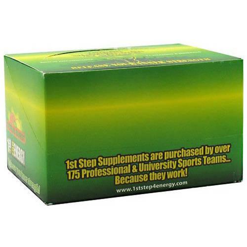 Image of 1st Step for Energy Liquid Multi-Vitamin & Mineral, Citrus Burst, 12 CT