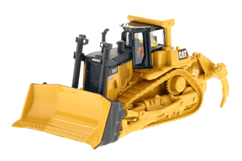 Caterpillar D9T Track Type Tractor High 1 87 Scale by