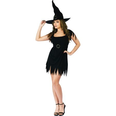 Generic Tattered Witch Adult Halloween Costume