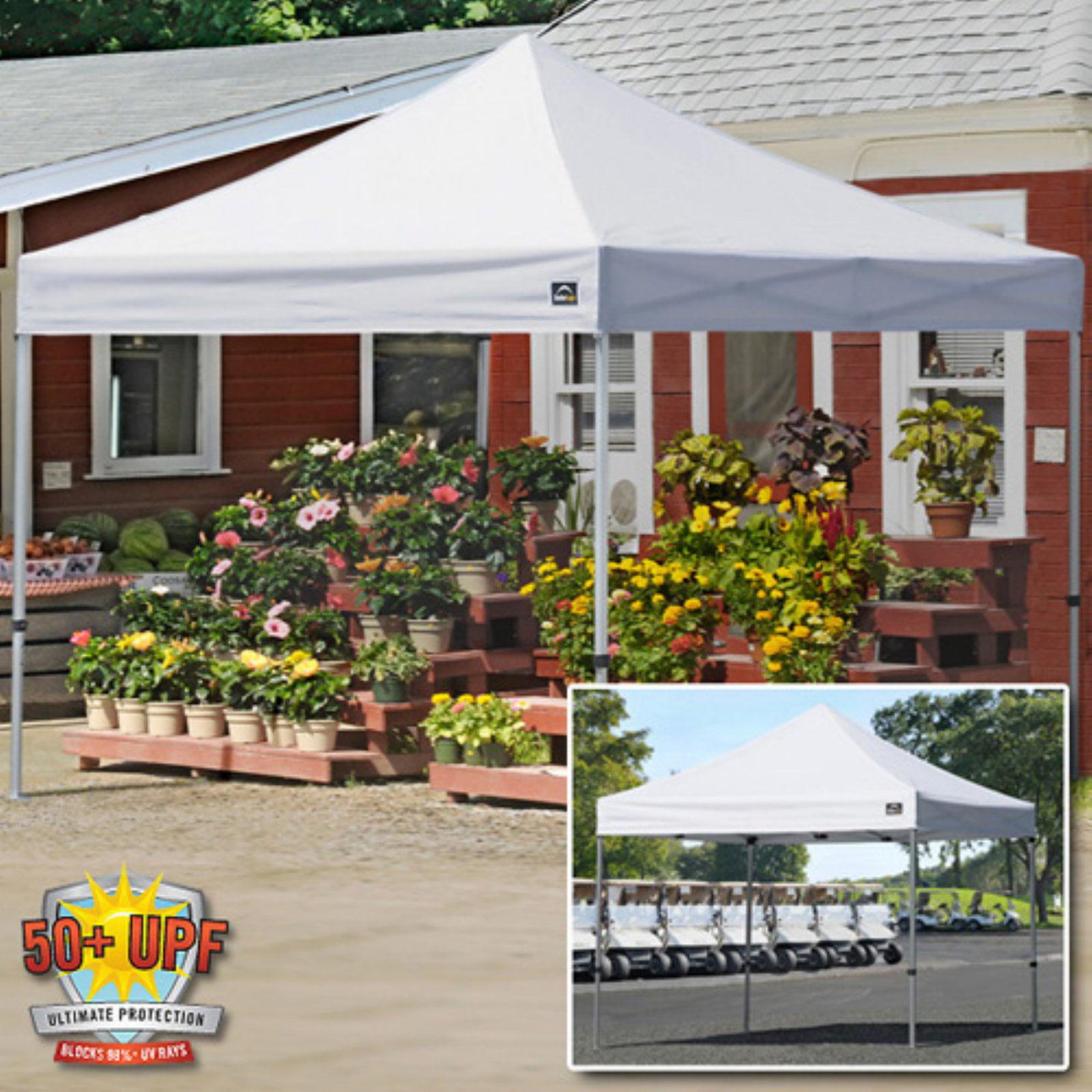 Alumi-Max 10' x 10' Pop-up Canopy by ShelterLogic