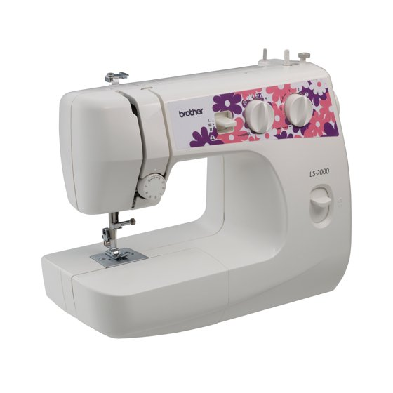 Brother LS40 Sewing Machine With 40 Stitch Functions Walmart Cool How To Thread A Brother Ls2000 Sewing Machine