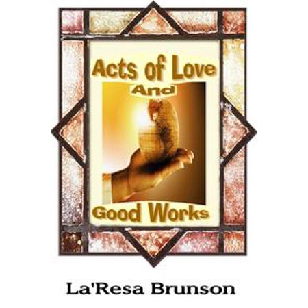 Acts of Love And Good Works - - Good Halloween Double Acts
