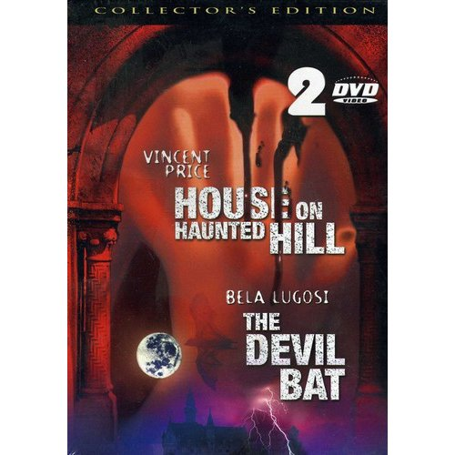 House On Haunted Hill / The Devil Bat (Collector's Edition)