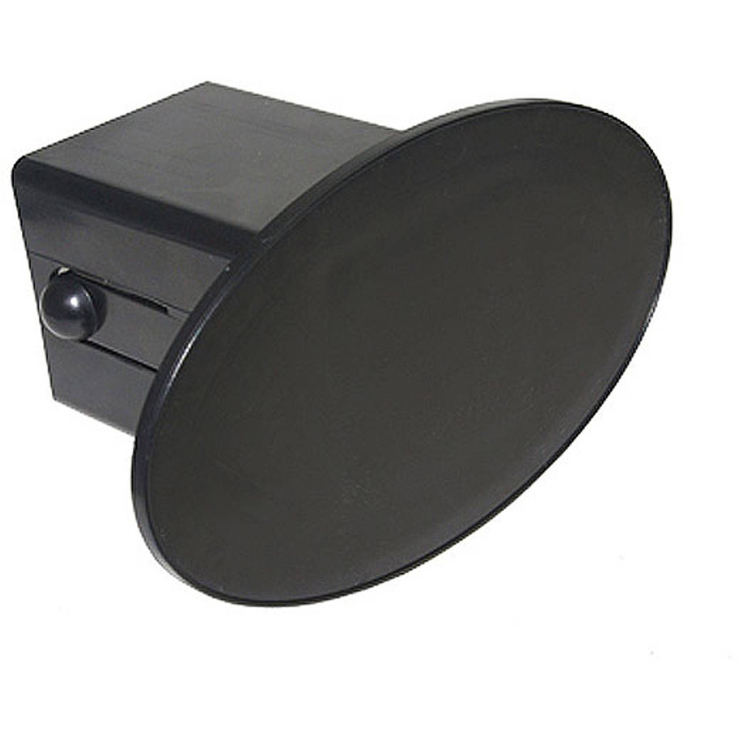 """2"""" Oval Tow Trailer Hitch Cover Plug Insert by Graphics and More"""