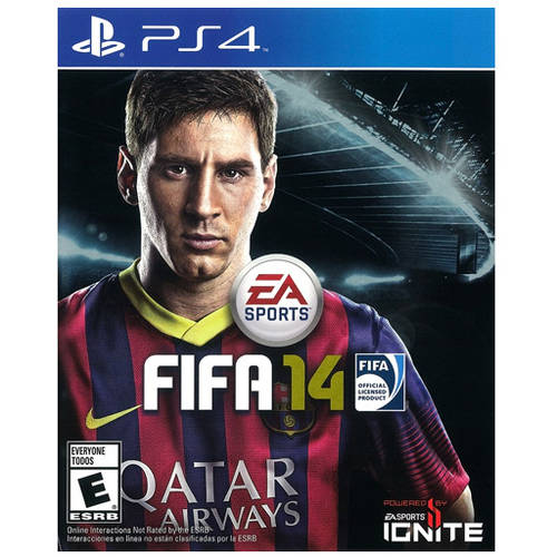 FIFA 14 (PS4) - Pre-Owned