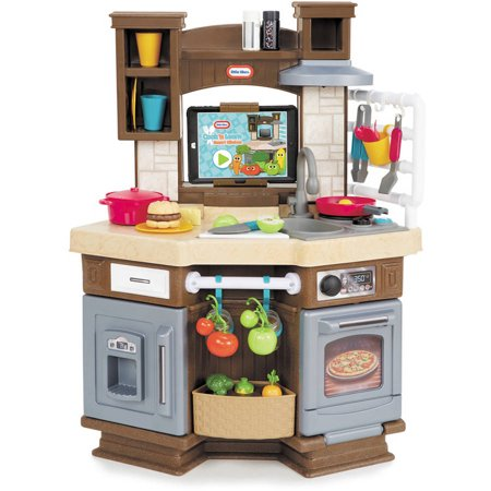 Little Tikes Cook \'n Learn Smart Kitchen - Walmart.com