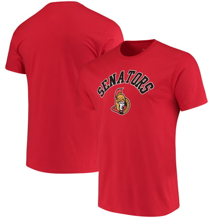 Ottawa Senators Fanatics Branded Arch T-Shirt - -