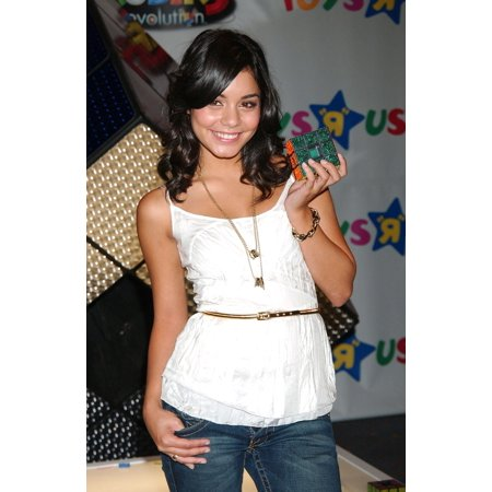 Vanessa Anne Hudgens At In-Store Appearance For Vanessa Hudgens Launches RubikS Cube Revolution Toys R Us Times Square New York Ny June 16 2007 Photo By Kristin CallahanEverett Collection Celebrity - Toys R Us Albany Ny