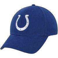 Men's Royal Indianapolis Colts Basic Adjustable Hat - OSFA