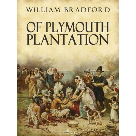 Of Plymouth Plantation - eBook