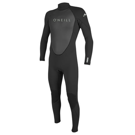 O'NEILL MEN'S REACTOR-2 3/2MM BACK ZIP FULL (Oneill Print Wetsuit)