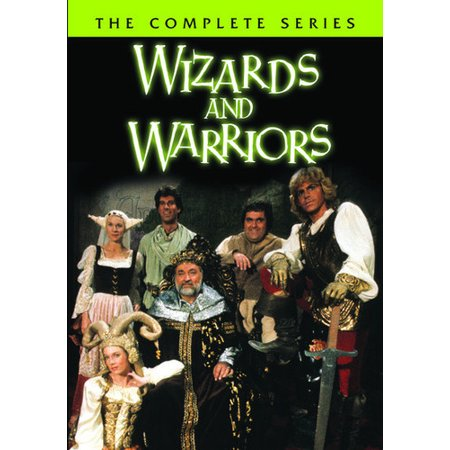 Wizards and Warriors: The Complete Series (DVD)