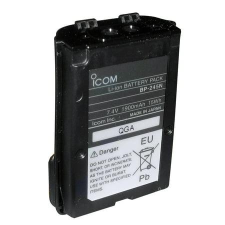 Icom Bp245n M73 Replacement Battery