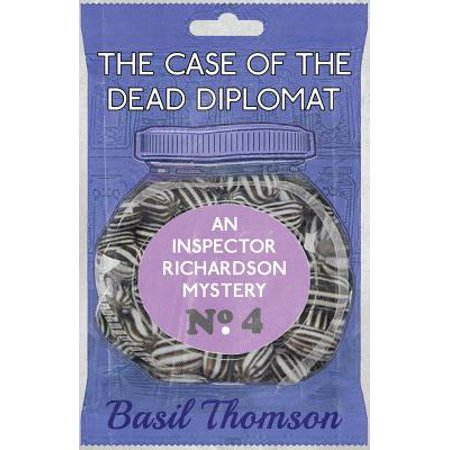 The Case of the Dead Diplomat (Paperback)