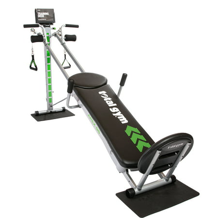 Total Gym APEX G5 Home Fitness - Incline Weight Training w/ 10 Resistance Levels