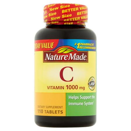 1000 mg vitamin c per day