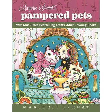 Marjorie Sarnat\'s Pampered Pets : New York Times Bestselling ...