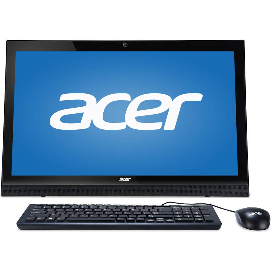 "Acer Aspire Z1-622 All-in-One Desktop PC with Intel Celeron N3150 Processor, 4GB Memory, 21.5"" Display, 500GB Hard Drive and Windows 10"