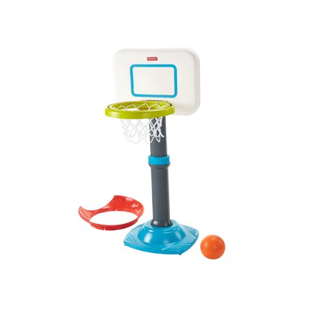 fisher-price grow-to-pro junior basketball