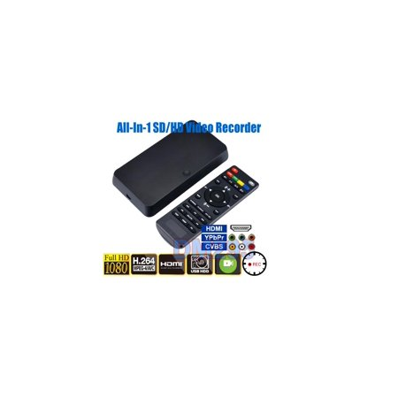 - HDMI SD Digital Video Recorder With Scheduled Recording