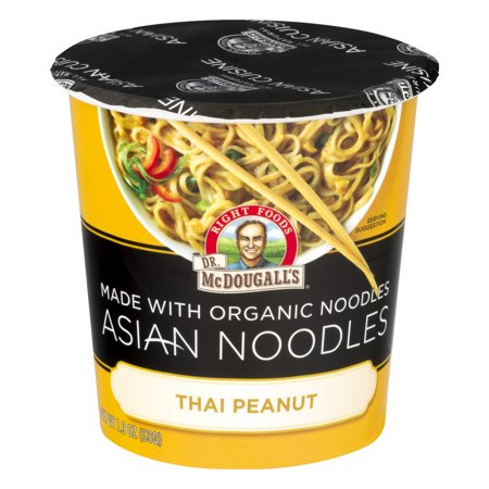Dr. McDougall's Organic Asian Noodles Thai Peanut, 1.9 OZ